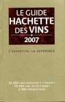 couverture guide Hachette 2007