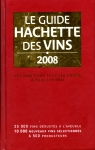 couverture guide Hachette 2008