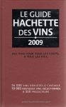 couverture guide Hachette 2009