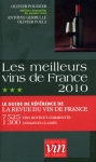 couverture guide de La Revue du Vin de France  2010