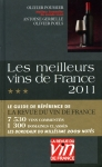 couverture guide de La Revue du Vin de France  2011