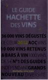 couverture guide Hachette 2012