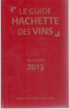 couverture guide Hachette 2013