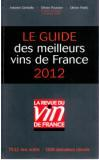 couverture guide de La Revue du Vin de France  2012