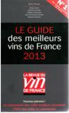 couverture guide de La Revue du Vin de France  2013